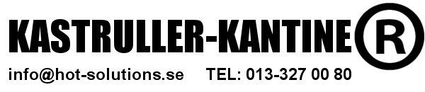 Kastruller-Kantiner.com